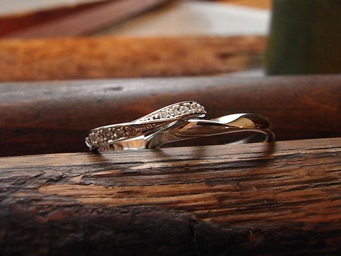 結婚指輪 彫り 福岡