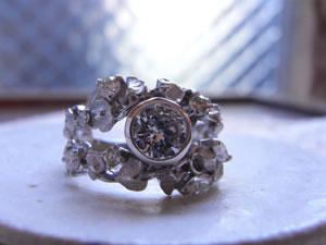 菩提樹 指輪