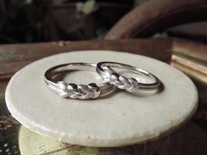 福岡 結婚指輪