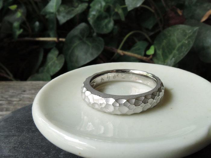 遺骨 指輪