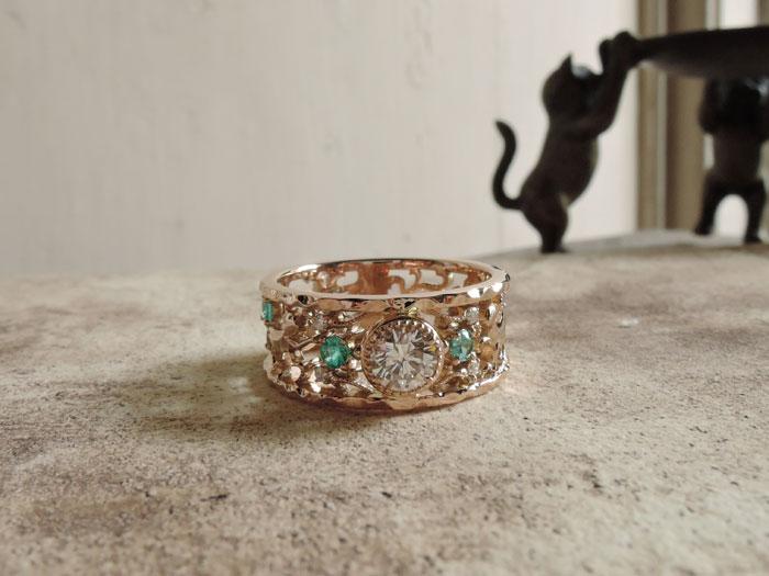 猫 ダイヤ