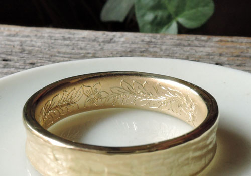 ハワイアン 結婚指輪 福岡
