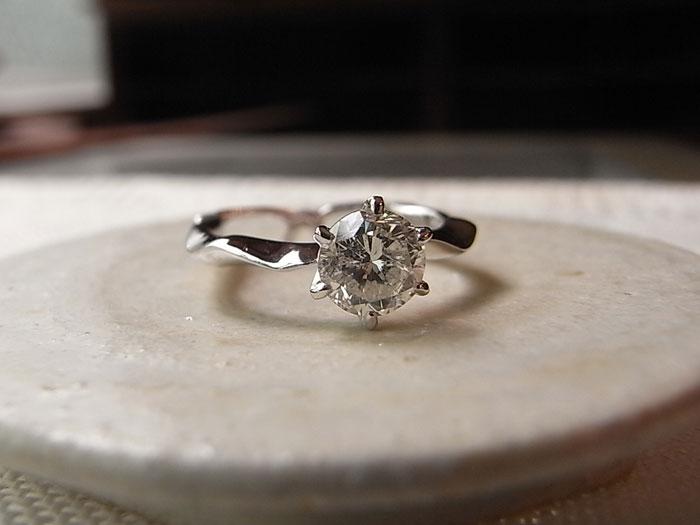 婚約指輪 福岡