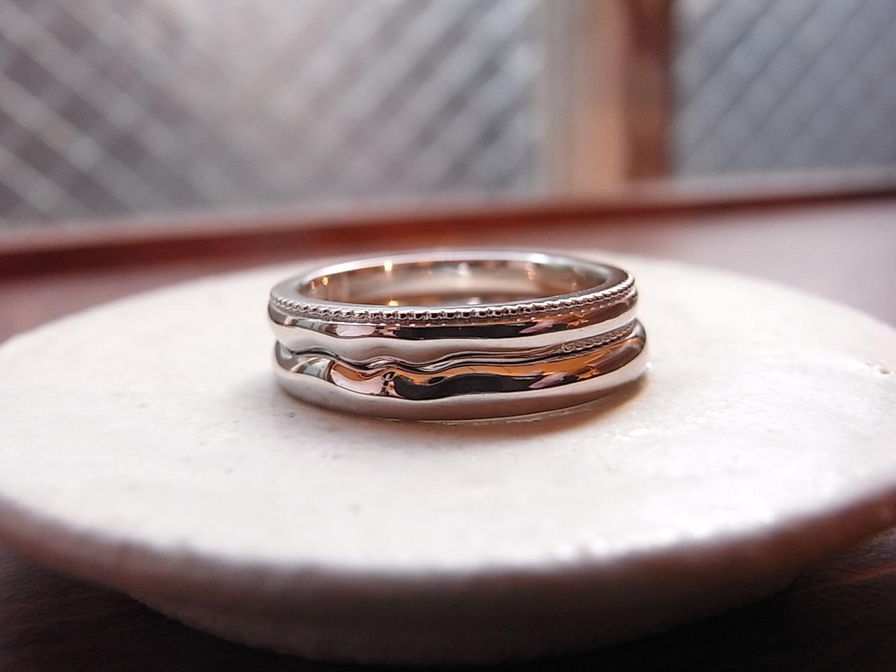 ミル 結婚指輪 福岡