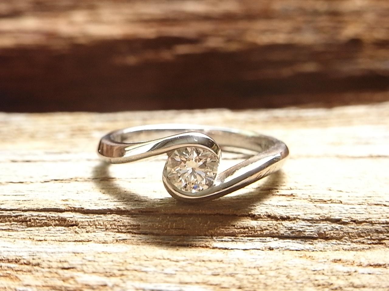 オーダー ダイヤ 指輪