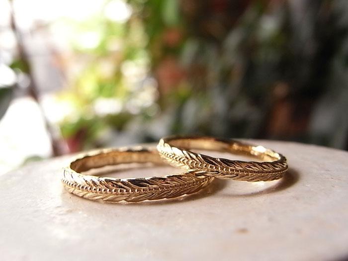 アンティーク 結婚指輪