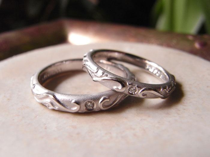 結婚指輪 オーダー 福岡