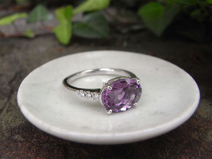 アメジスト 指輪