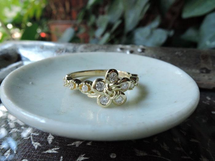 婚約指輪 オーダー 福岡