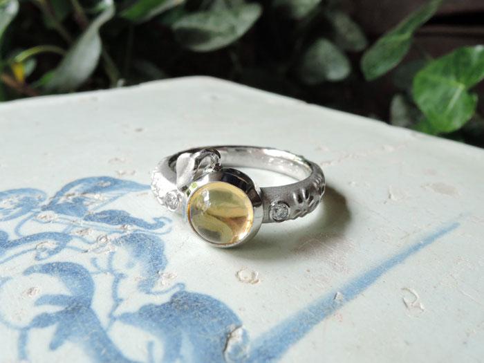 メモリアル 指輪