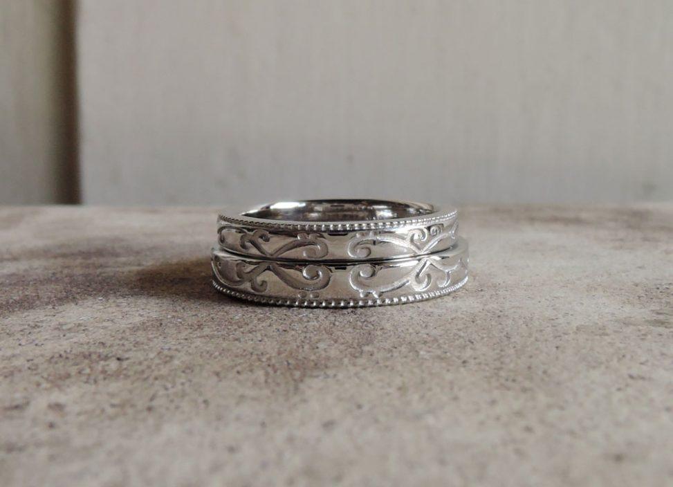 オーダー 結婚指輪 福岡市