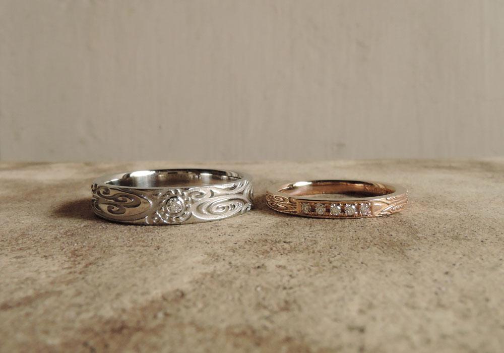 風紋 指輪